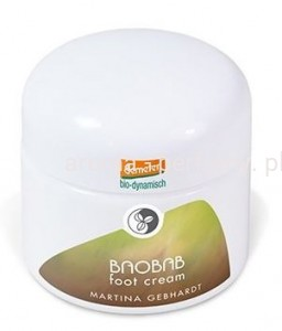 MARTINA GEBHARDT - BAOBAB Krem do stóp - 50 ml