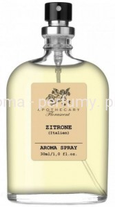 FLORASCENT Duftmanufaktur - Apothecary Aroma Spray ZITRONE (Cytryna) - 30 ml