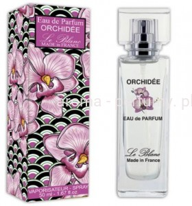 LE BLANC - Perfumy z Grass - ORCHIDEA - 50 ml