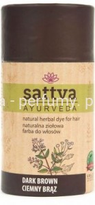 SATTVA - Henna Dark Brown - 150 g