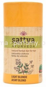 SATTVA - Henna Light Blonde - 150 g