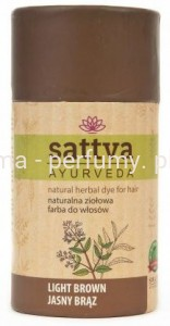 SATTVA - Henna Light Brown - 150 g