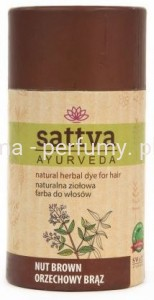 SATTVA - Henna Nut Brown - 150 g