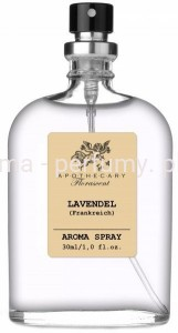 FLORASCENT Duftmanufaktur - Apothecary Aroma Spray LAVENDER (Lawenda) - 30 ml